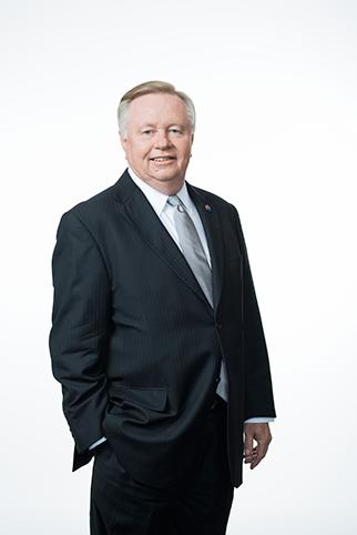 Board Chairman Robert Watkins